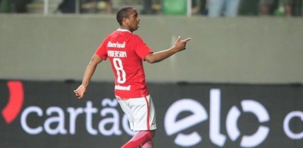 Anderson ganhou espaço com boas atuações e pode virar titular do Inter