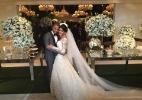 Casamento de Lucas tem surpresas de Belo e A. Pires e lustres de R$ 500 mil