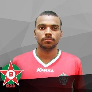 Leonardo, 20 anos, foi titular em boa parte da campanha do Boa Esporte