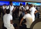Corinthians perde um dia da pré-temporada por mau tempo em Orlando