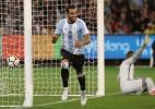 Brasil sofre 1ª derrota com Tite na estreia de Sampaoli na Argentina - Robert Cianflone/Getty Images