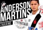 Com Anderson Martins, Vasco fecha elenco para o restante do Brasileiro