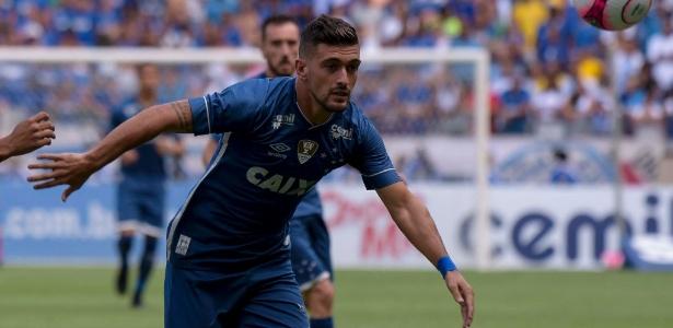 """Arrascaeta diz """"sim"""" ao Cruzeiro e renovará por duas temporadas - Washington Alves/Light Press/Cruzeiro"""