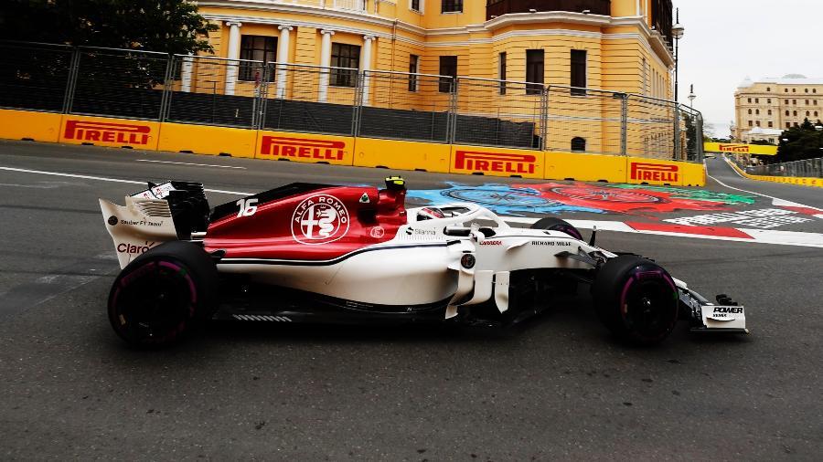 Equipe não conquistava um sexto lugar desde o GP da Rússia de 2015, ainda com Felipe Nasr - Sauber F1 Team/Divulgação
