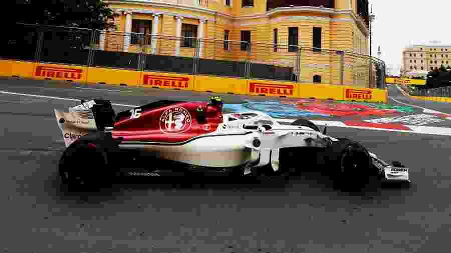 Sauber F1 Team/Divulgação