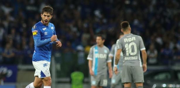 Lucas Silva é objeto de desejo do Cruzeiro
