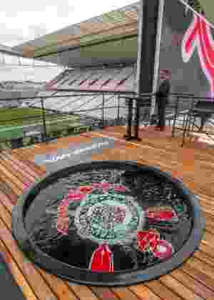 Inauguração do camarote FielZone, na Arena Corinthians - Ricardo Matsukawa/UOL - Ricardo Matsukawa/UOL