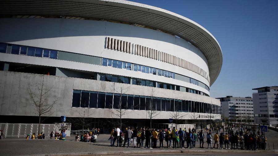 Estádio do Dragão, em Portugal, será sede da final da Liga dos Campeões - Pedro Nunes/Reuters