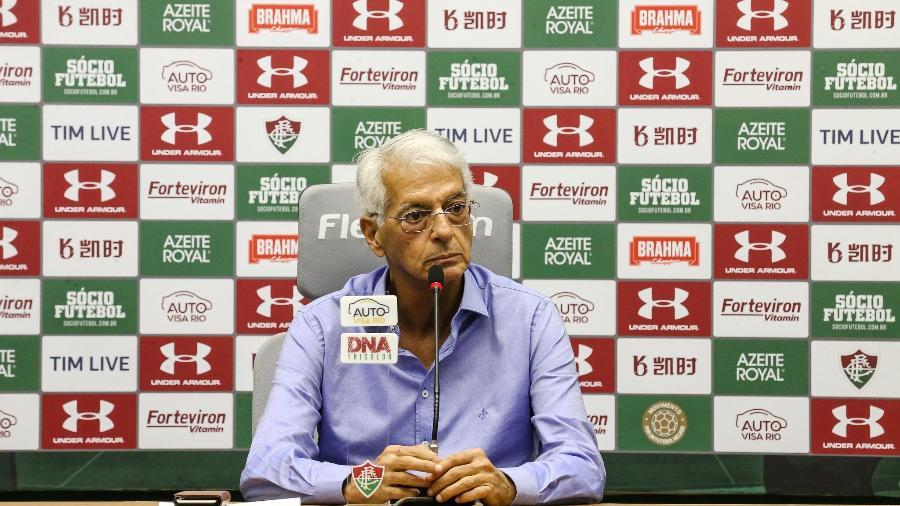 Vice-presidente do Fluminense critica Flamengo e Vasco por reunião com presidente do Brasil: Desserviço