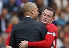 """Rooney diz que sua geração teria """"ganhado tudo"""" na seleção com Guardiola - Phil Noble/Reuters"""