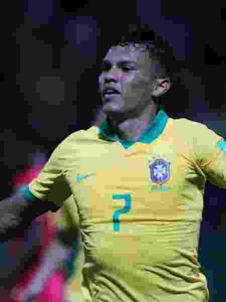 Gabriel Veron foi eleito o craque do Mundial sub-17 - Heber Gomes/AGIF