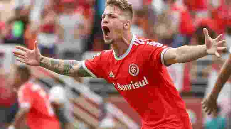 Guilherme Pato fez o gol de empate no tempo normal após cruzamento de Matheus Monteiro - Marcello Zambrana/AGIF