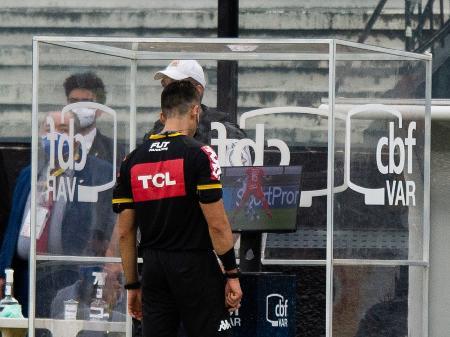 Vasco X Inter Stjd Acata Pedido E Intima Cbf Por Audios Do Var