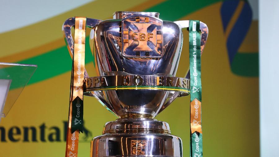 Os 32 times restantes do torneio foram divididos em dois potes; duelos serão de ida e volta - Lucas Figueiredo/CBF