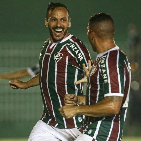 Yago foi o craque do Fluminense no jogo da LIbertadores - Lucas Mercon/Fluminense