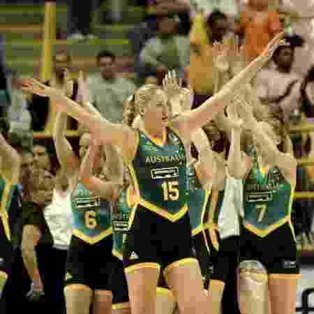Seleção da Austrália de basquete - Joe Murphy/NBAE via Getty Images - Joe Murphy/NBAE via Getty Images