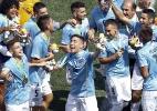 Algoz do Brasil na semi, Uruguai vence México e fica com o ouro no Pan - EFE/Javier Etxezarreta