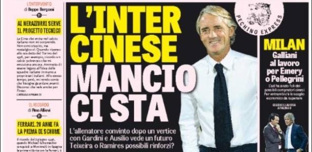 Segundo jornal (foto), dupla seria beneficiada por venda de ações da Inter