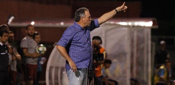 O técnico também estuda uma rotação no time do Fluminense para os próximos jogos