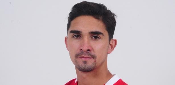 Chileno Felipe Gutiérrez foi convocado para Copa das Confederações e será desfalque - Divulgação/SC Inter