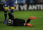 Corinthians confirma ausência de Jadson por 30 dias após fratura na costela