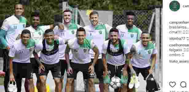 Cheio de brasileiros, Ludogorets tenta chegar à fase de grupos da Liga dos Campeões - Reprodução/Instagram