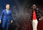 Mayweather e McGregor duelam também na ostentação nas redes sociais - Reprodução/Instagram