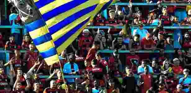 O prejuízo do Flamengo com a fraude ultrapassa R$ 1 milhão: clube acompanha - Thiago Ribeiro/AGIF