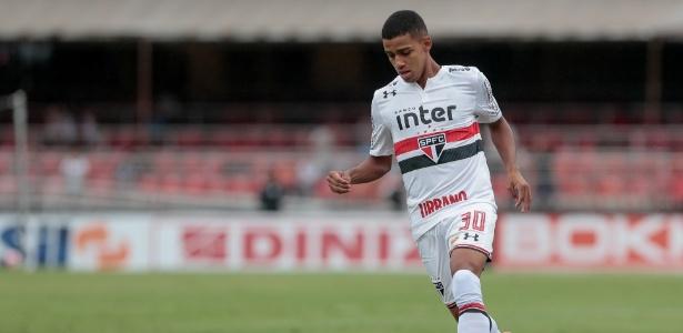 Brenner é um dos esperanças do São Paulo para o segundo semestre