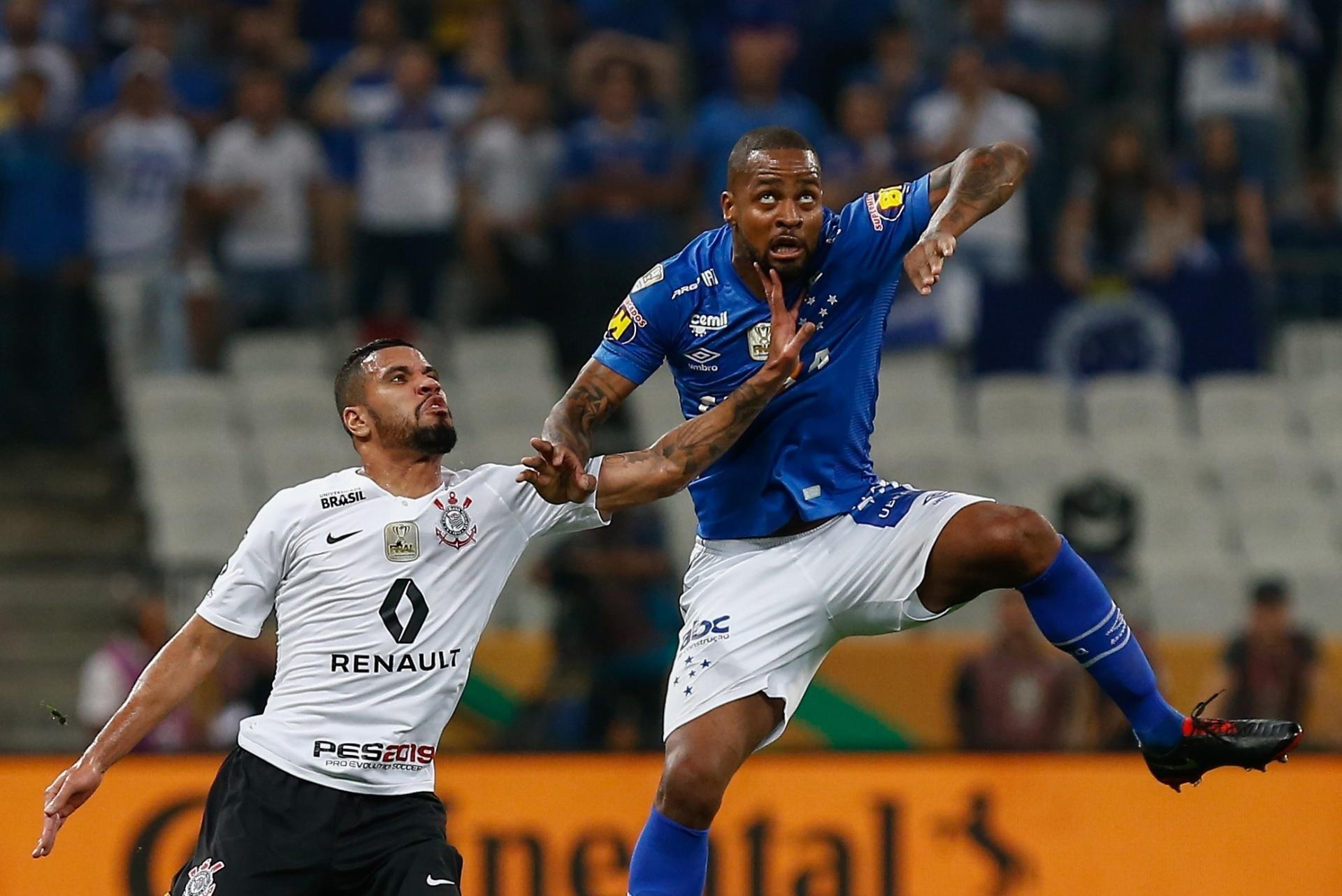 a5d88686c7 Dedé supera dúvida pessoal sobre volta 100% para brilhar no Cruzeiro -  18 10 2018 - UOL Esporte