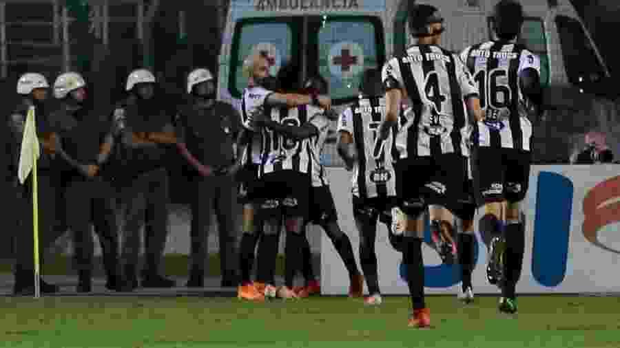Atlético-MG recebe o São Paulo na noite de hoje - Marcello Zambrana/AGIF