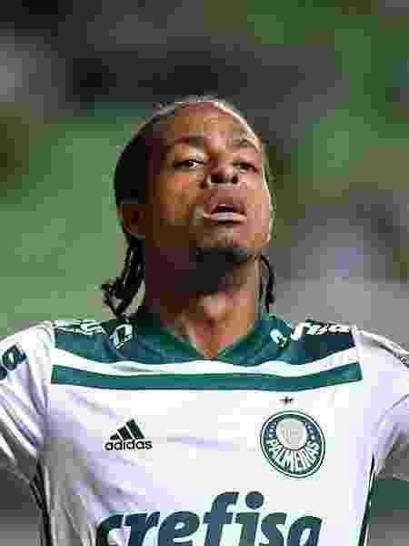 Keno, ex-Palmeiras - João Guilherme/Raw Image/Estadão Conteúdo