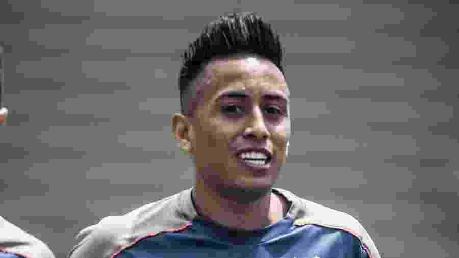 Cueva ainda pertence ao Santos - Ivan Storti/Santos FC