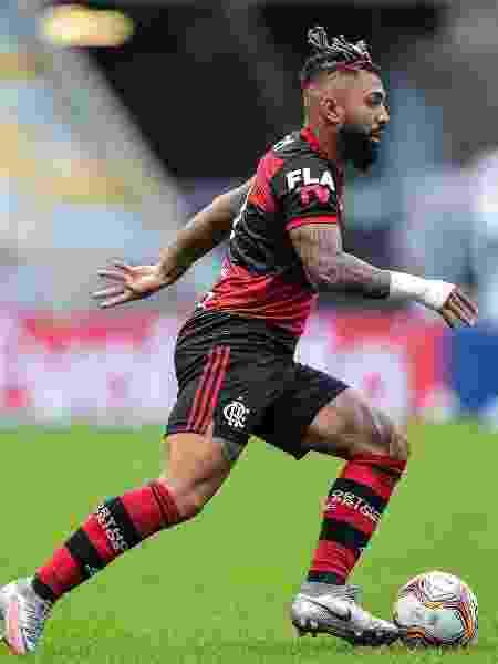 Gabigol, do Flamengo, precisa de 4,5 para valorizar - Thiago Ribeiro/AGIF