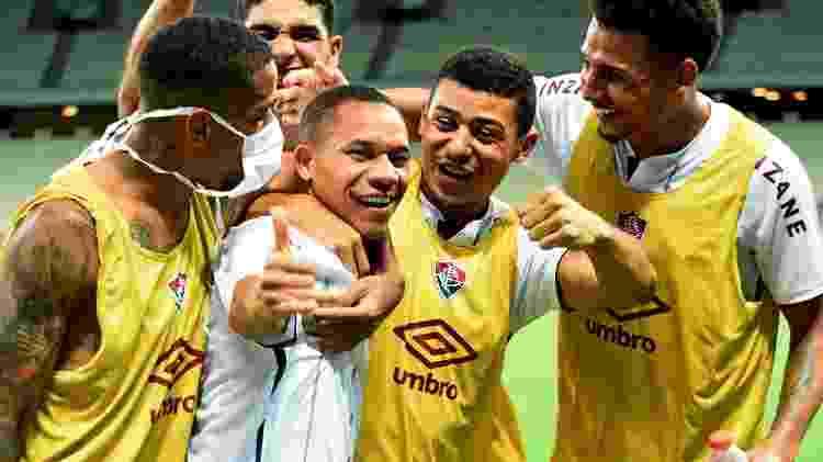 Surpreendente Fluminense é o quarto colocado do Brasileirão e mira 'sonho possível' de Libertadores - Mailson Santana/Fluminense FC - Mailson Santana/Fluminense FC