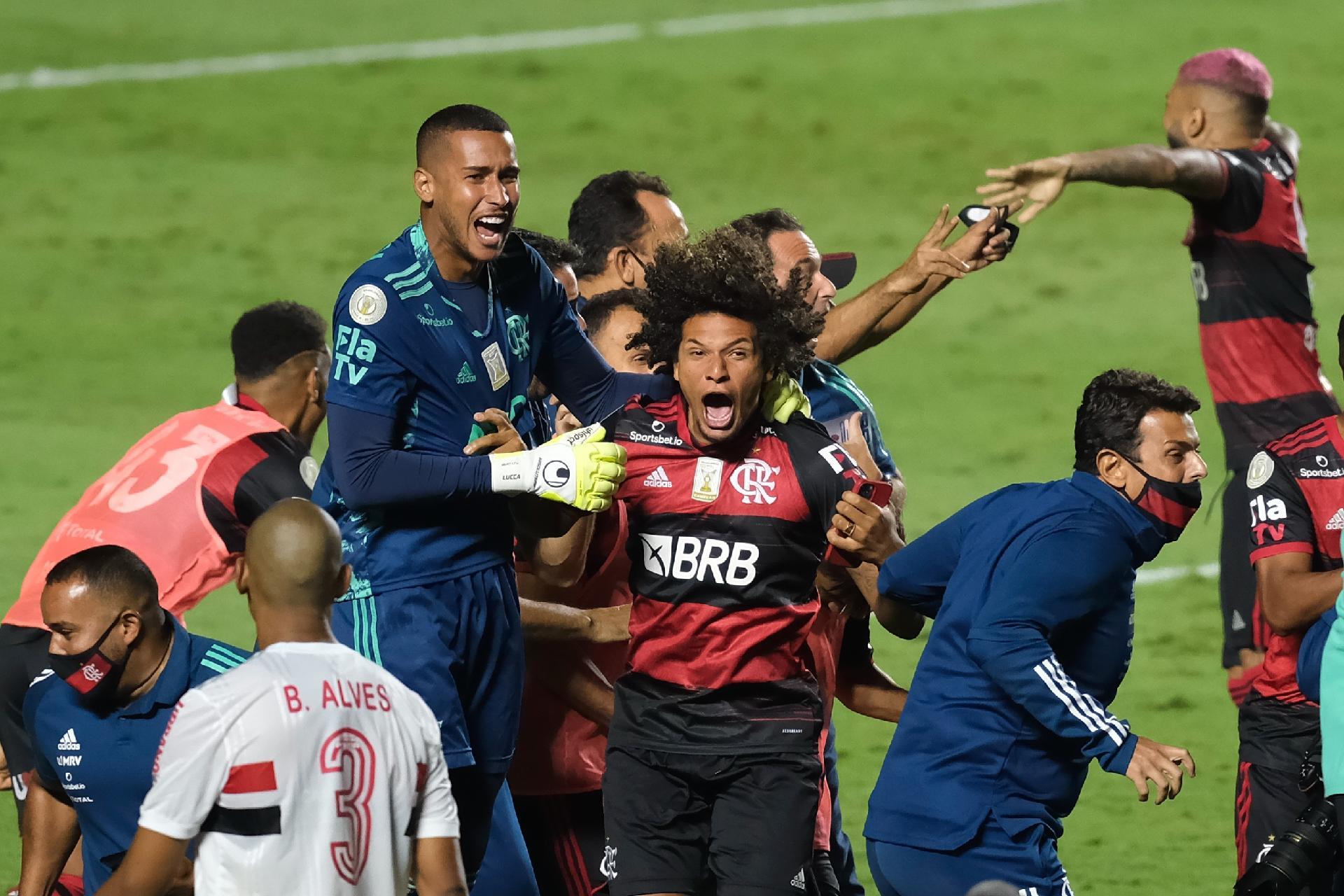 Flamengo foi campeão graças também à incompetência dos outros