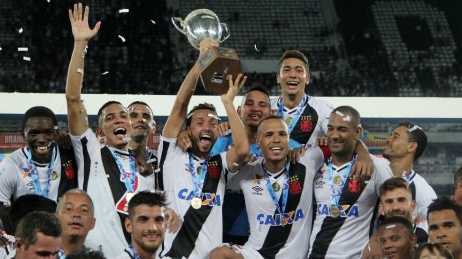 Vasco é o maior campeão da história da Taça Rio: último título do clube na competição foi em 2017 - Paulo Fernandes / Vasco