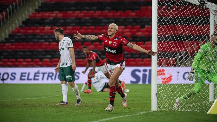 Flamengo foi o único postulante ao título a vencer na estreia do Campeonato Brasileiro - Alexandre Vidal / Flamengo