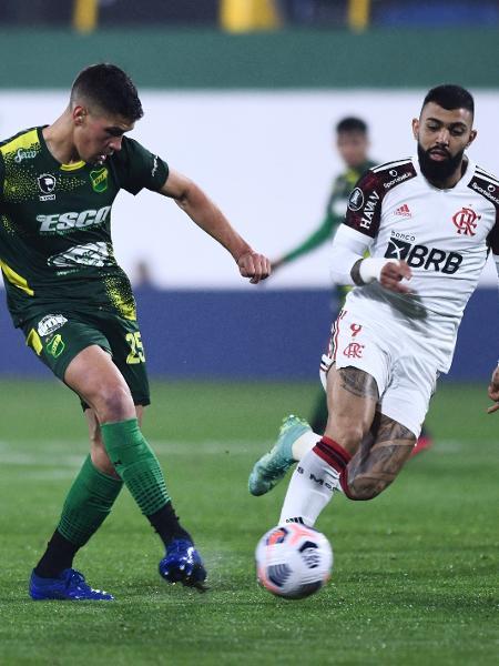 Flamengo x Defensa Y Justicia terá público na quarta, em Brasília, pela Libertadores - Staff Images/Conmebol