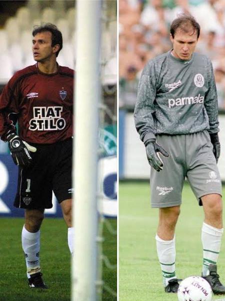 Velloso atuou por Palmeiras e Atlético-MG e hoje atua como comentarista no programa Os Donos da Bola - Reprodução