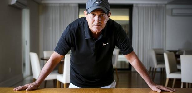 Muricy acredita que Militão deverá ser mantido entre os titulares do São Paulo - Rubens Cavallari/Folhapress