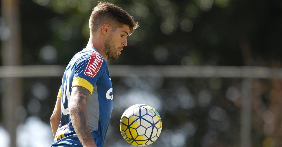 Federico Gino, volante do Cruzeiro