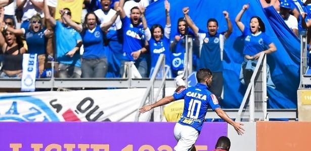 Camisa 10 demorou para se firmar, mas hoje vive seu melhor momento no Cruzeiro
