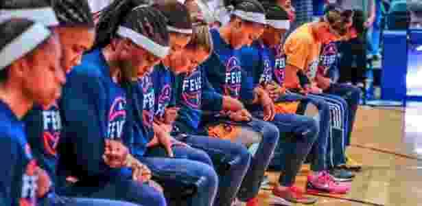 WNBA - Reprodução - Reprodução