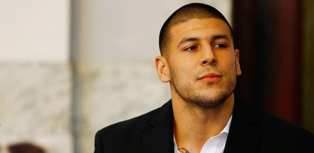 Aaron Hernandez, encontrado morto dentro da prisão