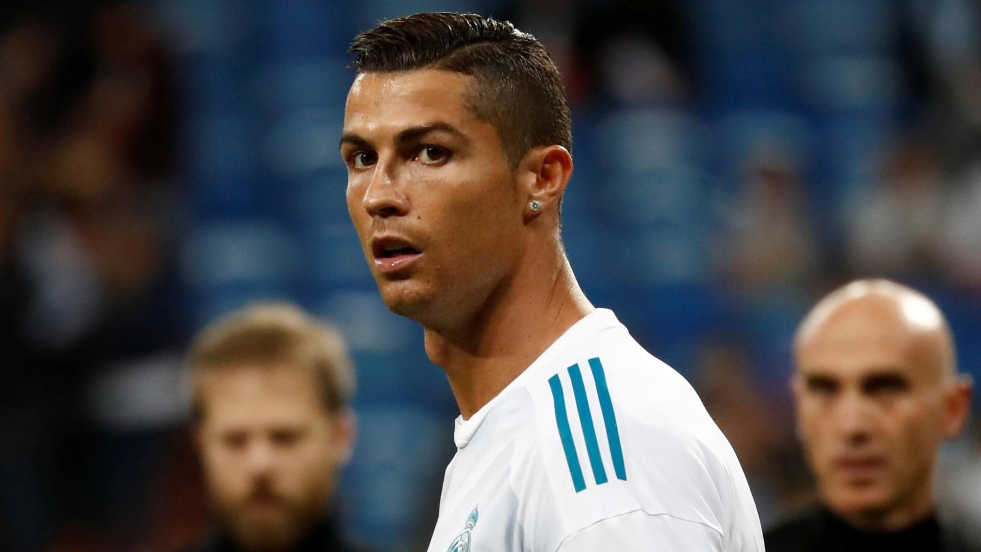 Cristiano Ronaldo em ação pelo Real Madrid