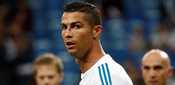 Cristiano Ronaldo é sempre elogiado pelo técnico Zidane - JUAN MEDINA/REUTERS