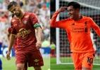 Thiago Ribeiro/AGIF e Eddie Keogh/Reuters