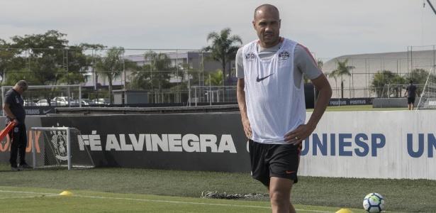Roger disse que é mais fácil chegar em um time pronto como o Corinthians - Daniel Augusto Jr. / Ag. Corinthians