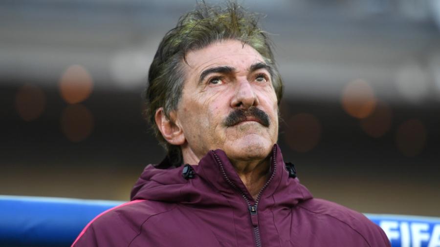 O técnico argentino Ricardo La Volpe - Shaun Botterill - FIFA/FIFA via Getty Images